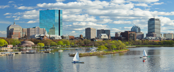 Boston, Massachusetts is a top New England getaway