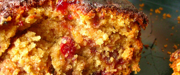 Cape Cod Cranberry Quickbread