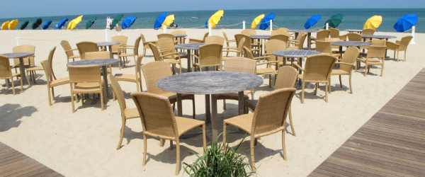 Cape Cod beach restaurant