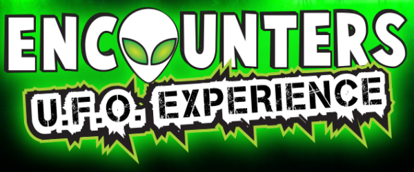 Encounters: UFO logo